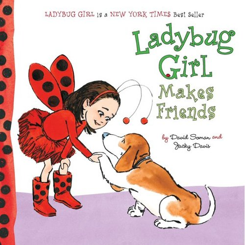 Ladybug Girl Makes Friends book