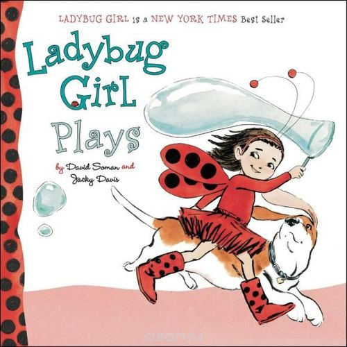 Ladybug Girl Plays book