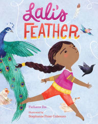 Lali's Feather book
