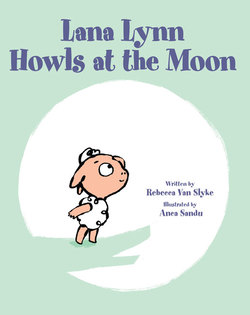 Lana Lynn Howls at the Moon book