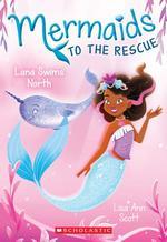 Lana Swims North book