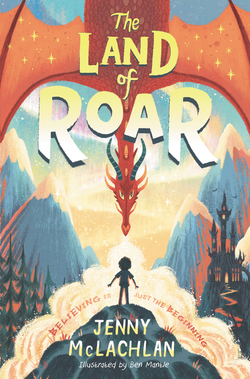 Land of Roar book