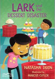 Lark and the Dessert Disaster book