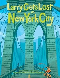 Larry Gets Lost in New York City book