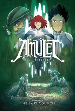 Last Council (Amulet #4) book