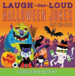 Laugh-Out-Loud Halloween Jokes: Lift-The-Flap book