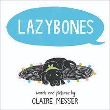 Lazybones book