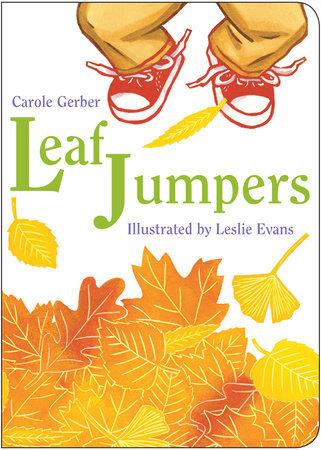 Leaf Jumpers Book