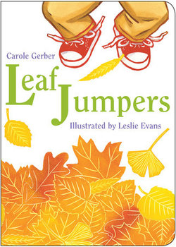 Leaf Jumpers book