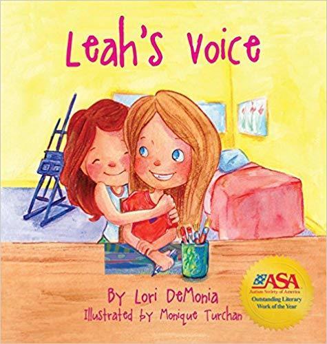 Leah's Voice book