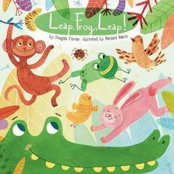 Leap, Frog, Leap! Book