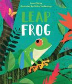 Leap Frog book