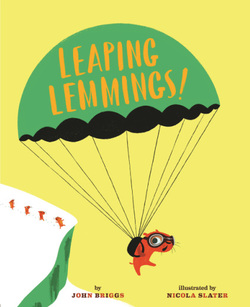 Leaping Lemmings! book