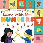 Learn with Me! Numbers book