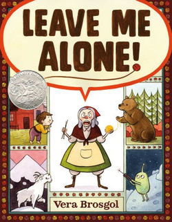 Leave Me Alone book