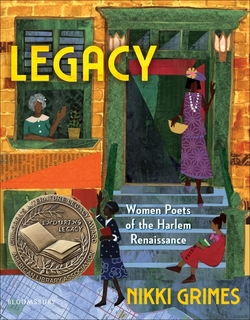 Legacy: Women Poets of the Harlem Renaissance book