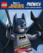 Lego DC Universe Super Heroes Phonics Boxed Set book