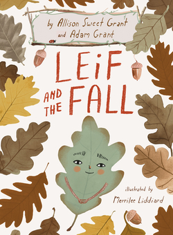 Leif and the Fall book