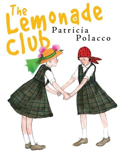 Lemonade Club book