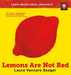 Lemons Are Not Red book