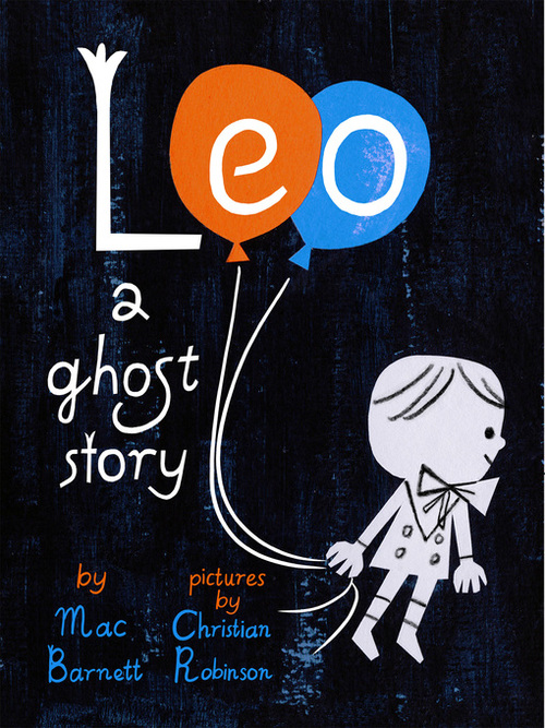 Leo: A Ghost Story book