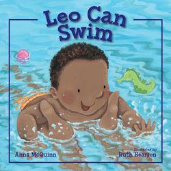 Leo Can Swim book
