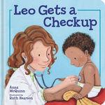Leo Gets a Checkup book