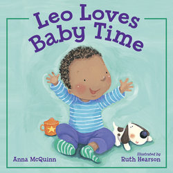 Leo Loves Baby Time book