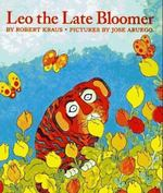 Leo the Late Bloomer book