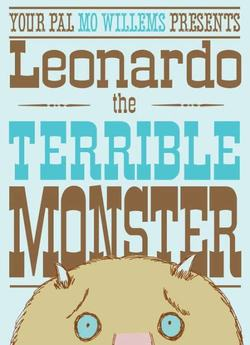Leonardo, the Terrible Monster book