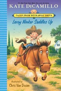 Leroy Ninker Saddles Up Book