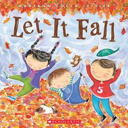 Let It Fall book