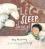 Let Me Sleep, Sheep! book