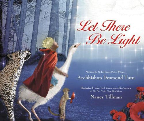 Let There Be Light book