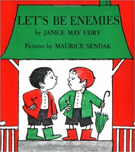 Let's Be Enemies book