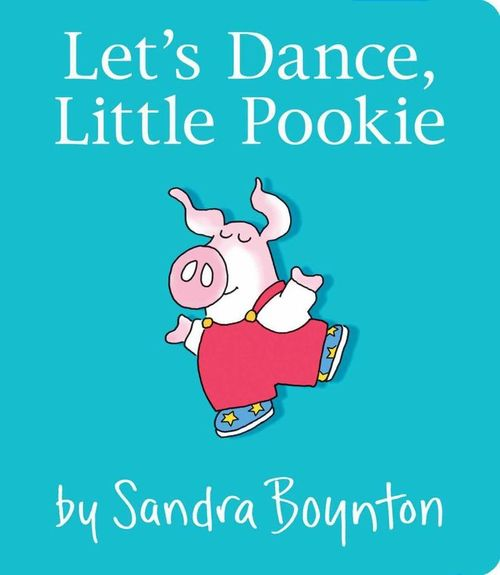 Let's Dance, Little Pookie book