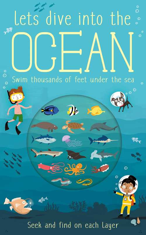 Let's Dive: Into the Ocean book