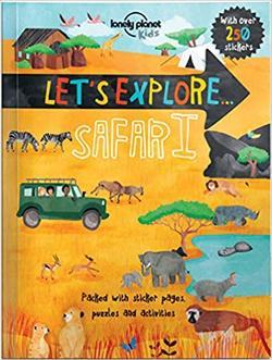 Let's Explore... Safari Book