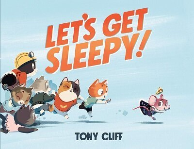 Let's Get Sleepy! book