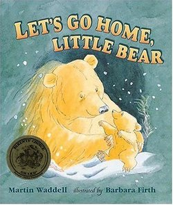 Let's Go Home, Little Bear book