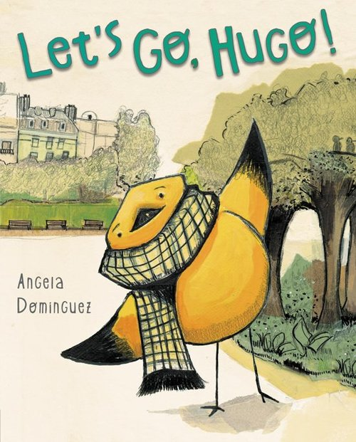 Let's Go, Hugo! book