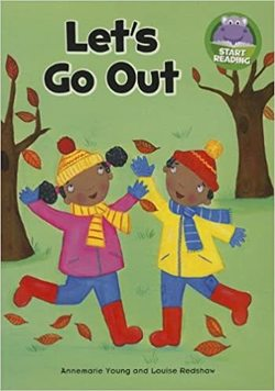 Let's Go Out book