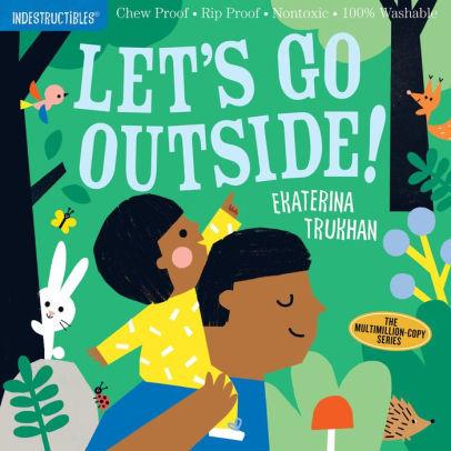 Let's Go Outside! book