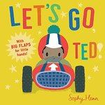 Let's Go, Ted! book