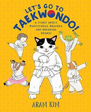 Let's Go to Taekwondo! book
