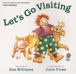 Let's Go Visiting book