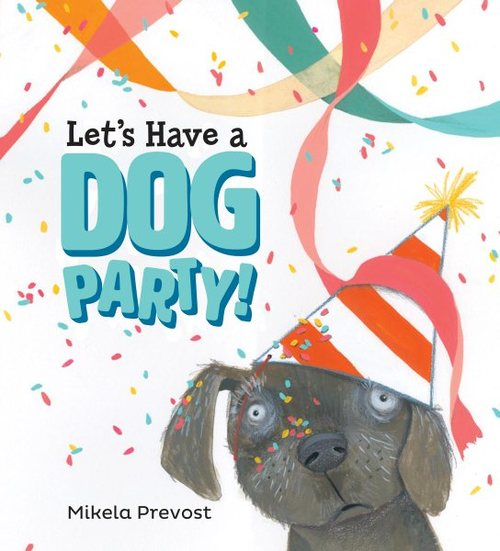 Let's Have a Dog Party book