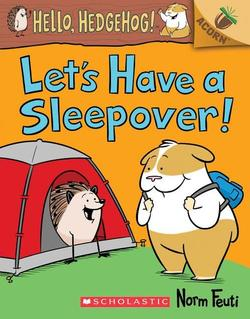 Let's Have a Sleepover! book
