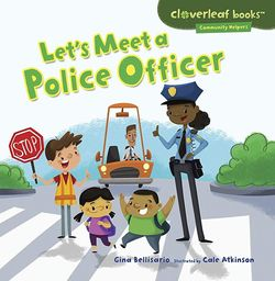 Let's Meet a Police Officer book