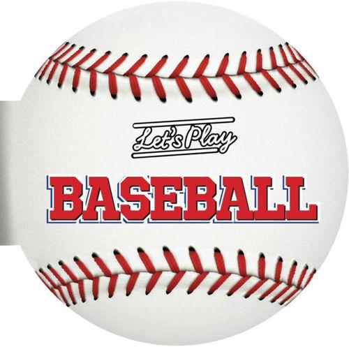 Let's Play Baseball book